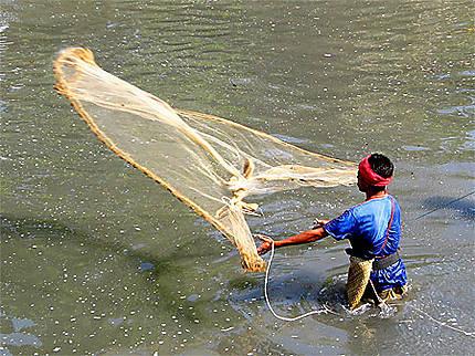 Pêcheur de Sumba