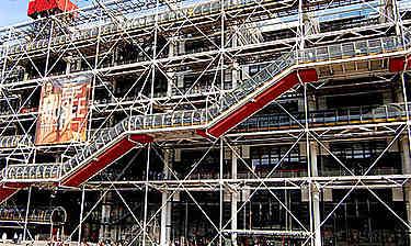 Centre Pompidou (Beaubourg)
