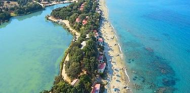 Camping en Corse avec accès direct à la mer !