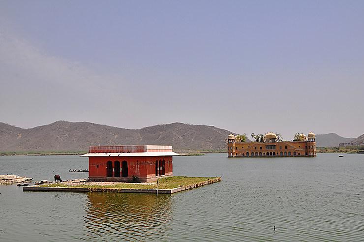La renaissance du Jal Mahal