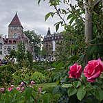 Vue de Ouchy-Lausanne