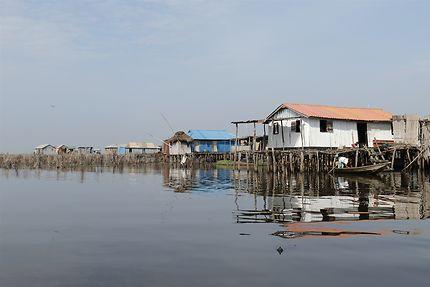 Cité lacustre de Ganvié, Bénin