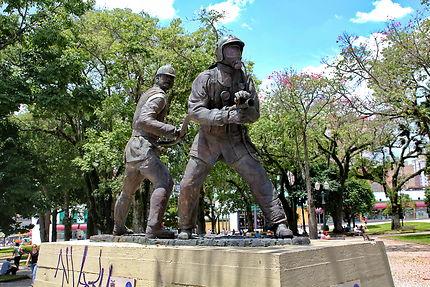 Praça Rui Barbosa - Curitiba