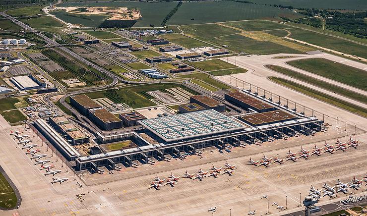 Allemagne - Nouvel aéroport Berlin Brandebourg : ouverture le 31 octobre