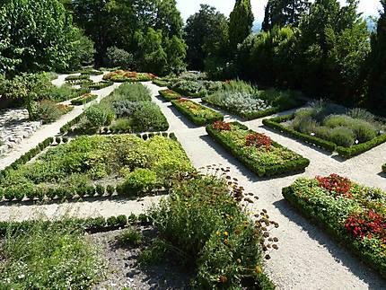 Jardin aux Herbes