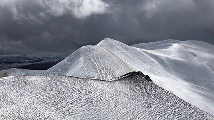 Puy de la tache 1650m