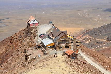 Chacaltaya, la plus haute station de ski au monde