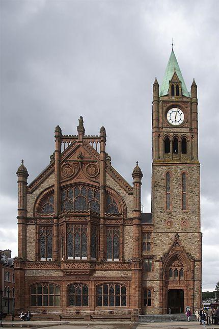 L'hôtel de ville de Derry