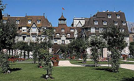 Hôtel Normandy, Deauville