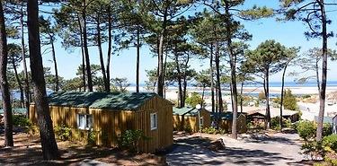 Campings à Arcachon et accès direct à la mer !