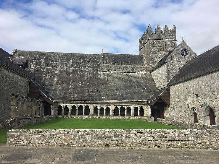 Holycross Abbey et sa légende