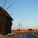 Le moulin de Nessebar