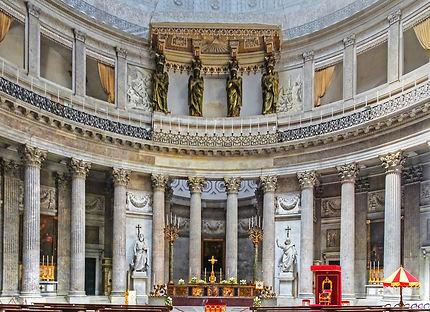 Naples Basilica San Francesco de Paola