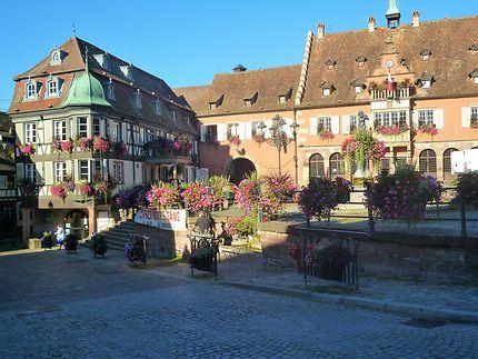 Barr, Alsace, Village de caractère