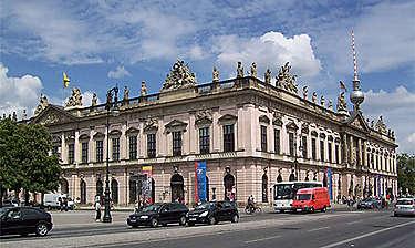 Musée d'Histoire de l'Allemagne (Deutsches Historisches Museum)