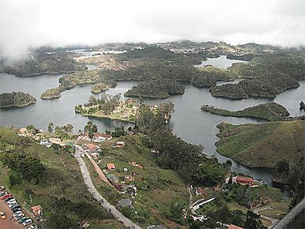 Puzzle colombien