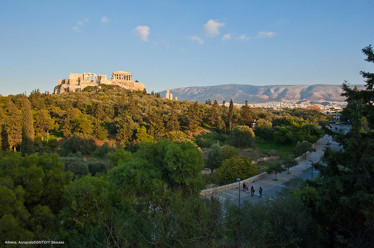 L'Acropole, l'icône d'Athènes