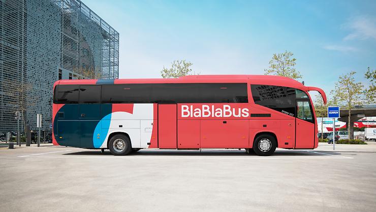 Transport - Ouibus devient Blablabus