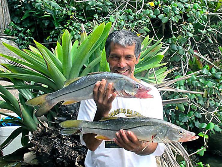 Saco do Mamangua, un fjord brésilien