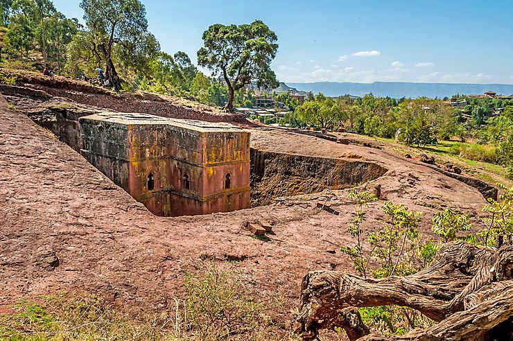 L'Éthiopie, sur la route historique d'Abyssinie