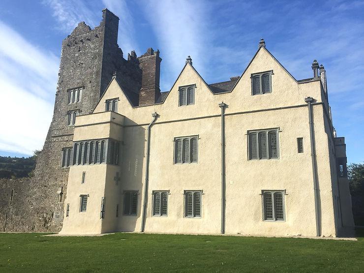 Le château d'Ormond, héritage élisabéthain