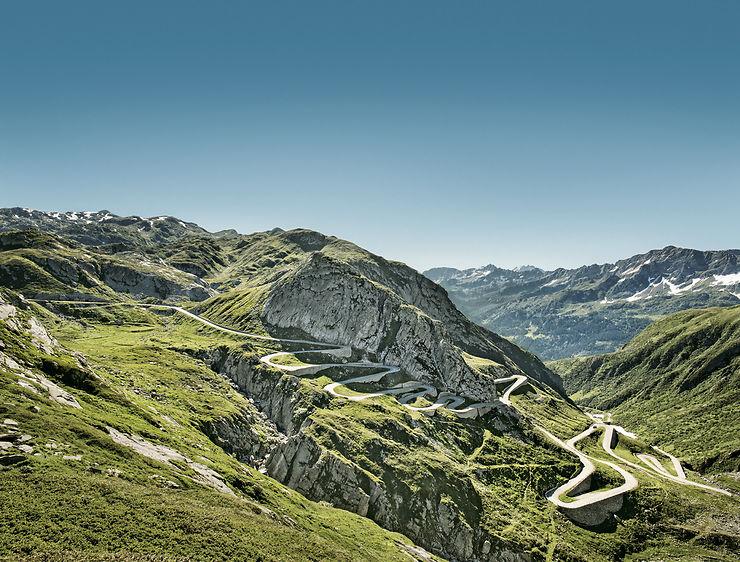 Les 12 routes de rêve le long du Grand Tour de Suisse