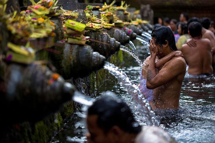 Bali : une philosophie de l'équilibre