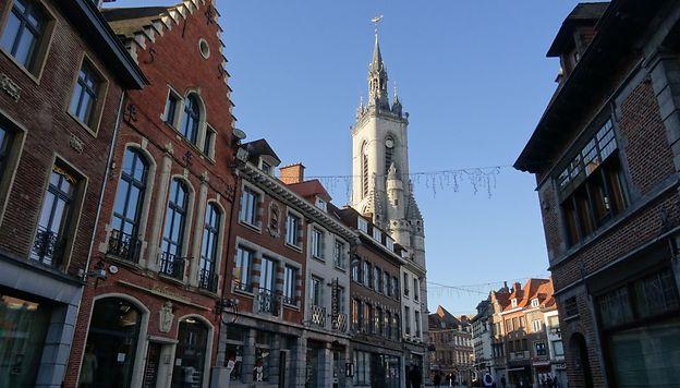 Une demi-journée à Tournai PepetteEnVadrouille