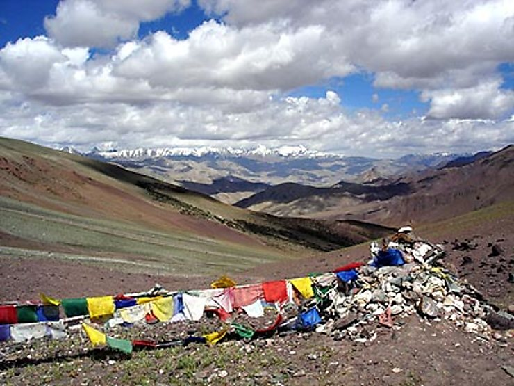 Les nomades du Changthang au Ladakh