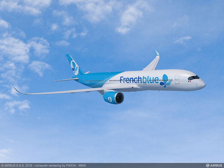Polynésie - La low cost French Blue lance un vol direct Paris-Tahiti