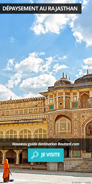 Guide destination en ligne Rajasthan