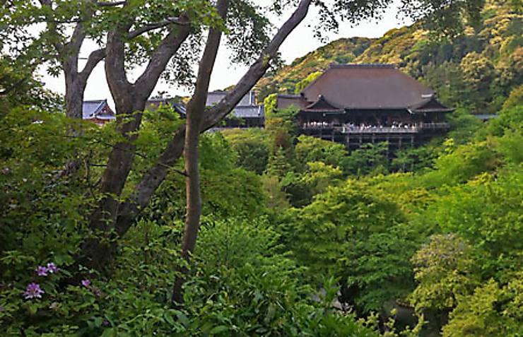La sagesse du Kiyomizu-dera