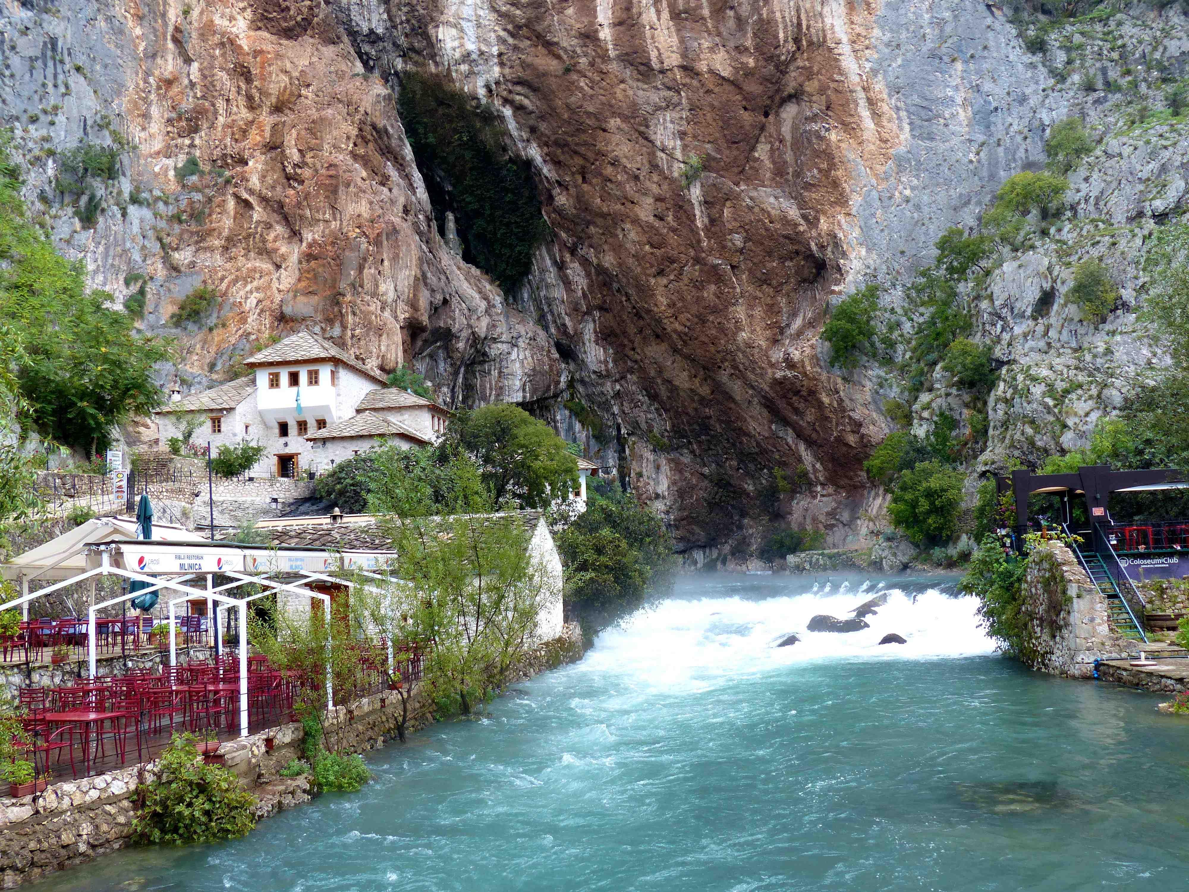 Blagaj - Bosnie-Herzégovine