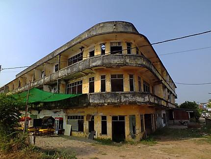 Le vieux Vientiane
