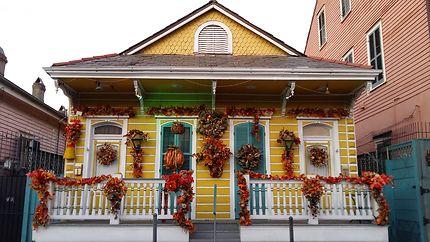 Hallowen à New Orléans