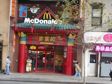 Mc Do de Chinatown - NY