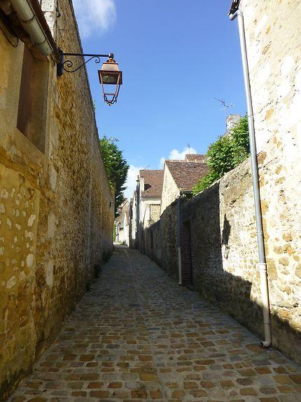 Ruelle historique de Mortagne-au-Perche