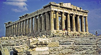 Parthénon d'Athènes