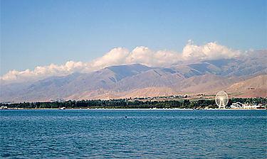 Lac Issyk Kol