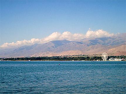 Lac Issyk-Koul