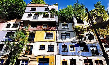 Maison de Hundertwasser (Hundertwasserhaus)