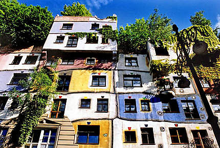 Maison Hundertwasser