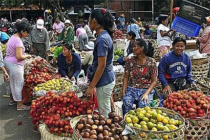 Marché de Denpasar