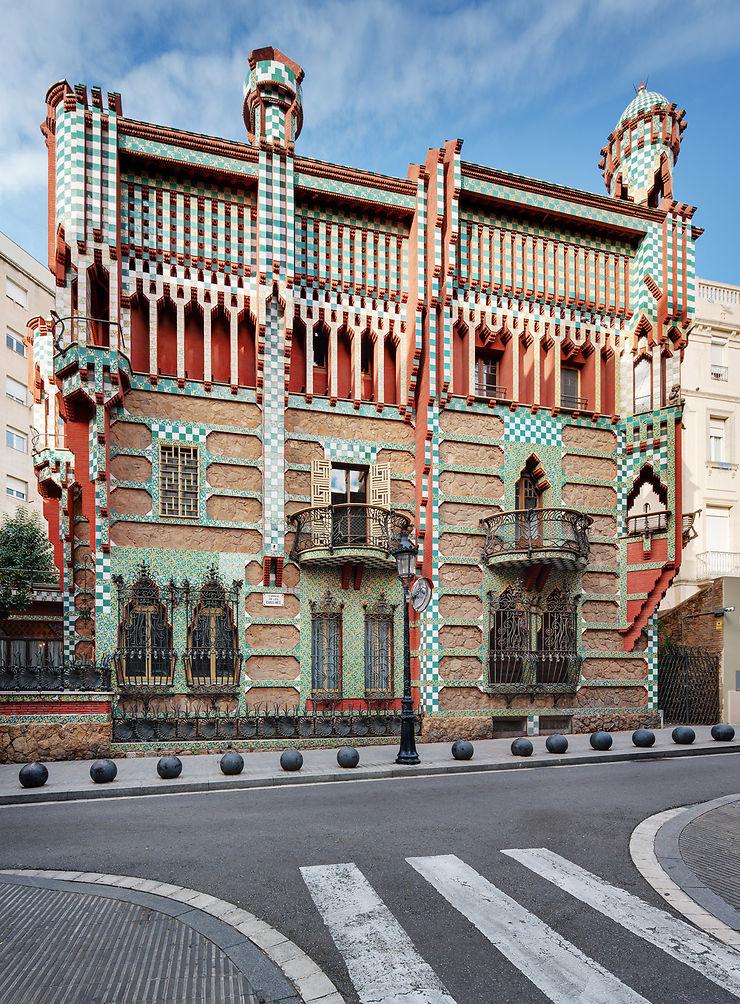 Barcelone - Un pass pour les chefs-d'oeuvre de Gaudi et du modernisme