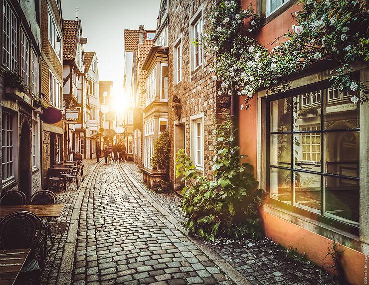 Brême – Centre historique