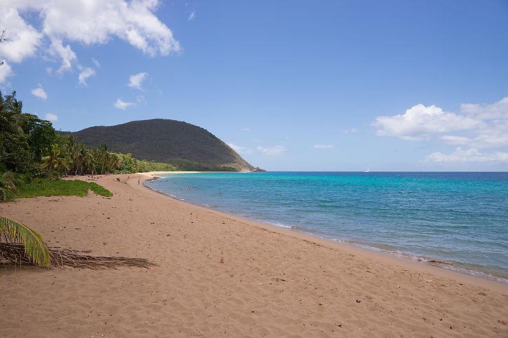 Grande-Anse, Deshaies, Guadeloupe