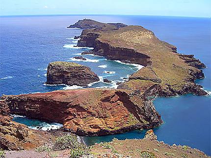 Ponta de Sao Lourenço, extrémité est de l'île