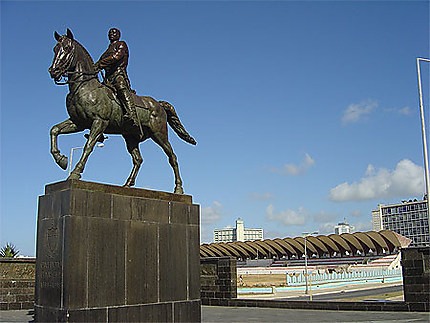 Statue calixto garcia