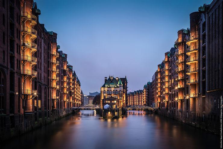 Hambourg – Speicherstadt