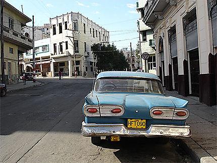 Dans les rues du Vedado